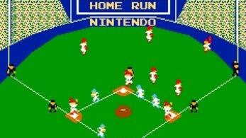 VS. Baseball llegará a Nintendo Switch bajo el sello Arcade Archives de Hamster el 19 de junio