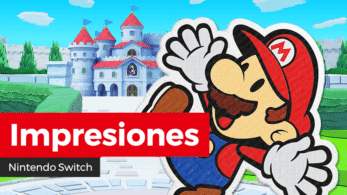 [Impresiones] Paper Mario: The Origami King para Nintendo Switch