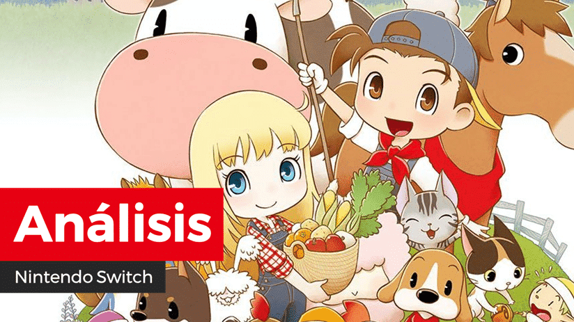 [Análisis] Story of Seasons: Friends of Mineral Town para Nintendo Switch