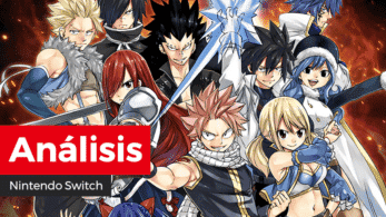 [Análisis] Fairy Tail para Nintendo Switch