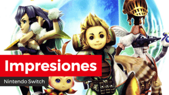 [Impresiones] Final Fantasy Crystal Chronicles Remastered para Nintendo Switch