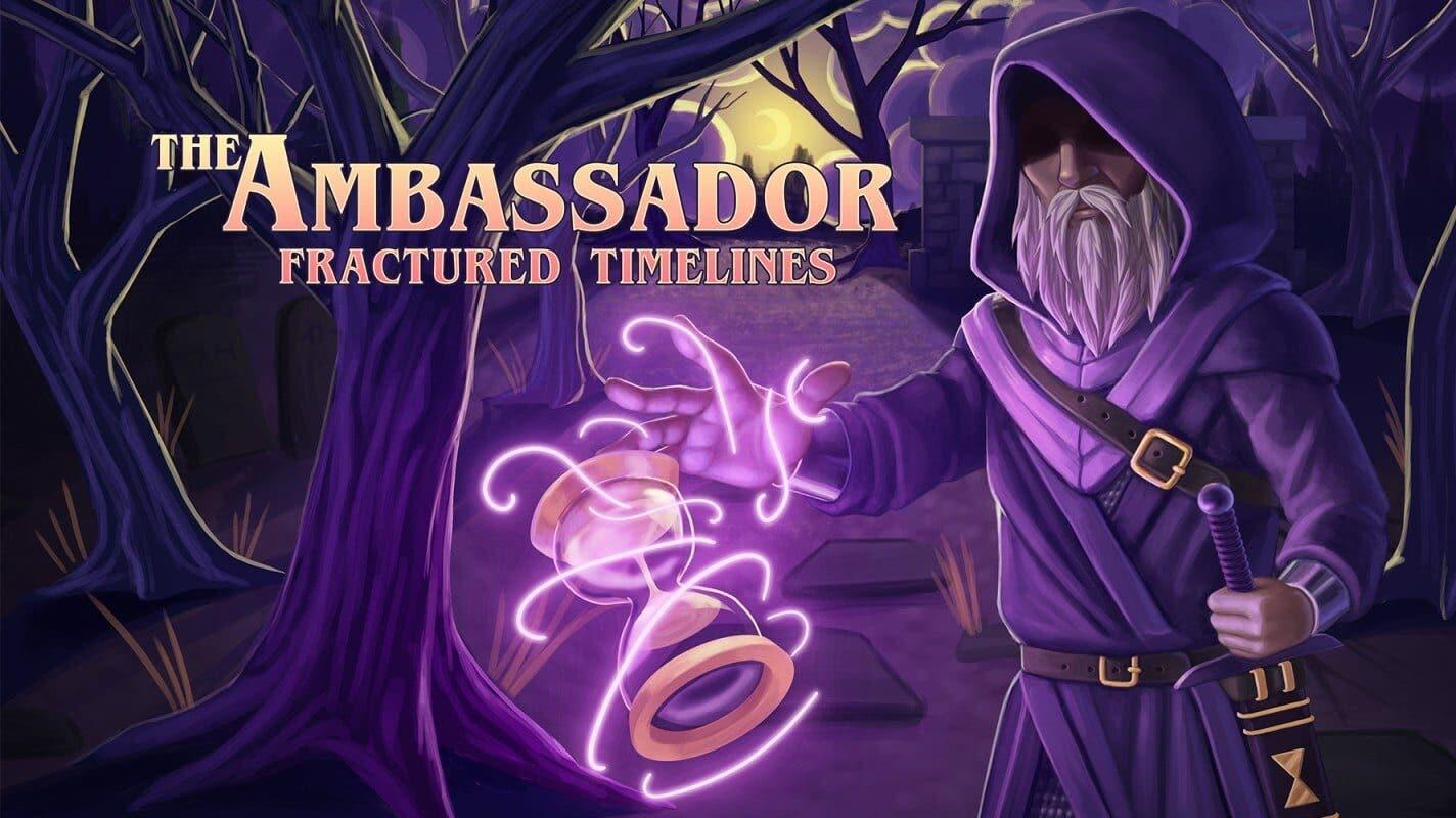 The Ambassador: Fractured Timelines se lanzará el 13 de agosto en Nintendo Switch