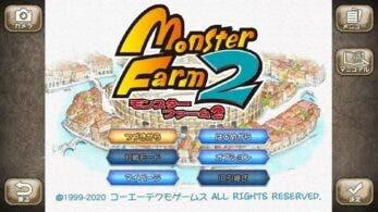 Koei Tecmo comparte nuevos detalles de Monster Rancher 2 para Switch y móviles: características, correcciones de errores y más
