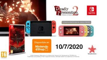 Tráiler de lanzamiento de Deadly Premonition 2: A Blessing in Disguise