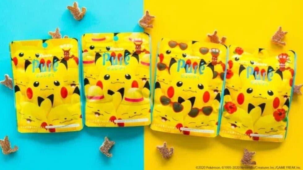 Las gominolas de Pikachu Pure Gumi regresarán el 21 de julio a Japón
