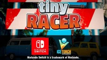 Tiny Racer llegará a Nintendo Switch el 31 de julio