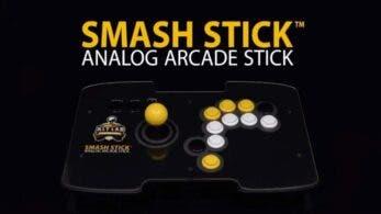 Se lanza una segunda campaña en Kickstarter para Smash Stick, un mando diseñado especialmente para jugar a Super Smash Bros.