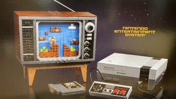 Un set de LEGO de NES parece estar en camino