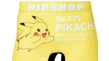 The Pokémon Company anuncia una colaboración con Hipshop para lanzar una nueva colección de calzoncillos Pokémon en Japón