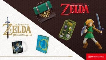 La My Nintendo Store europea actualiza su catálogo con productos de The Legend of Zelda