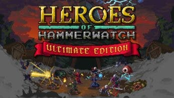 Heroes of Hammerwatch – Ultimate Edition se lanzará el 30 de julio en Nintendo Switch