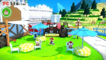 10 consejos para tu aventura en Paper Mario: The Origami King