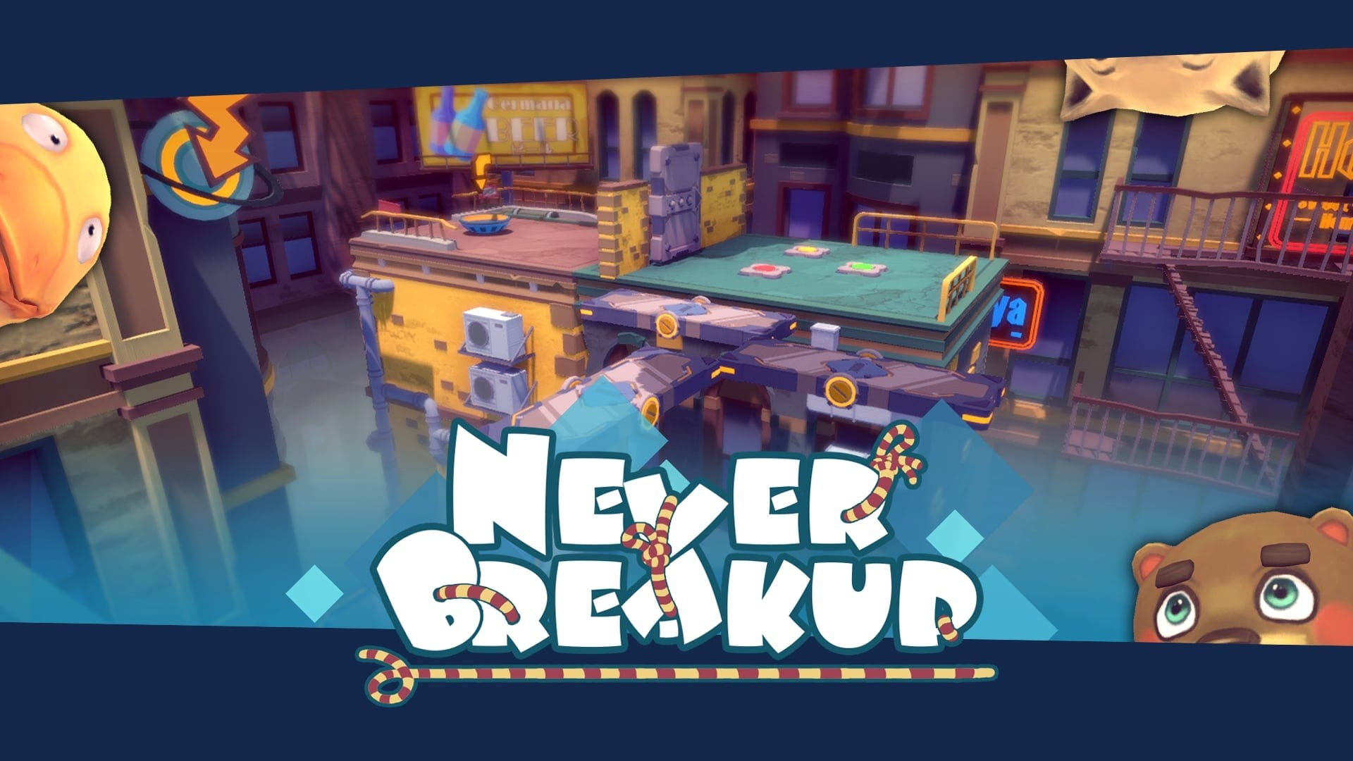 Never Breakup está de camino a Nintendo Switch: disponible el 16 de julio