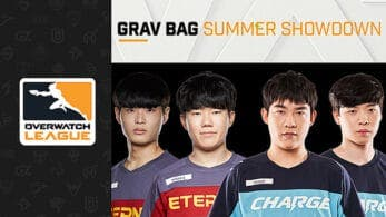 Paris Eternal y Guangzhou Charge se hacen vencedores en el Summer Showdown de la Overwatch League