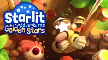 Starlit Adventures: Golden Stars se estrenará el 17 de julio en Nintendo Switch