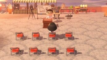 Empresa celebra su seminario en Animal Crossing: New Horizons