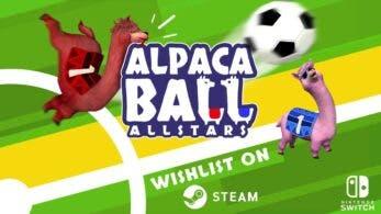Alpaca Ball: Allstars llegará este año a Nintendo Switch
