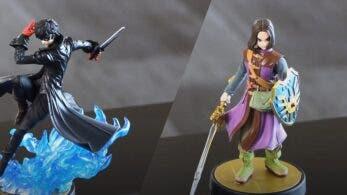 Los amiibo de Joker y Héroe se lanzan el 25 de septiembre en Japón y el 2 de octubre en América