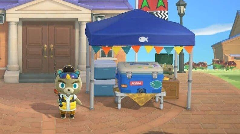 Todo lo que debes saber sobre el nuevo Torneo de Pesca que se celebra este sábado en Animal Crossing: New Horizons