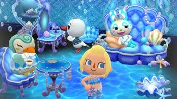 La galleta de Natacha, la piscina infantil de Pascal y más regresan a Animal Crossing: Pocket Camp