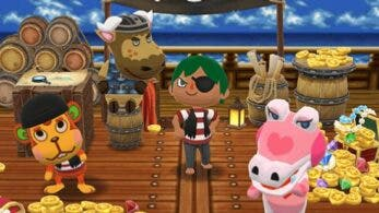 El Torneo de Pesca: Vida pirata llega a Animal Crossing: Pocket Camp