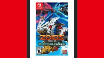 Galería de boxarts para Nintendo Switch: Zoids Wild: Blast Unleashed, WWE 2K Battlegrounds y más