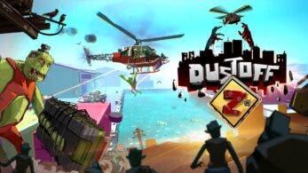 Dustoff Z llegará a Nintendo Switch en otoño