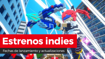 Estrenos indies: CrossCode, Earth Defense Force: World Brothers, Gradius, Neon Abyss y más