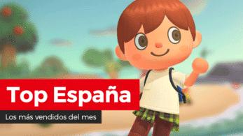 Animal Crossing: New Horizons fue el juego más vendido del pasado mes de agosto en España