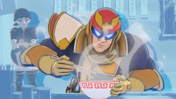 El actor de voz de Captain Falcon comenta cómo grabó las voces del tráiler de Min Min en Super Smash Bros. Ultimate