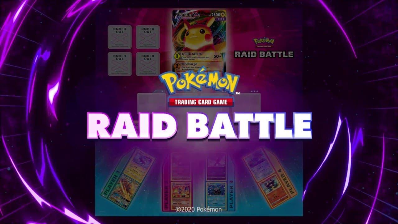 Se anuncia una nueva forma de jugar al JCC Pokémon basada en incursiones