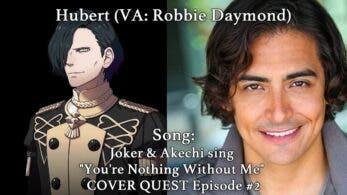 Así es como cantan los actores de voz de Fire Emblem: Three Houses