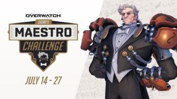 Overwatch recibe el Sigma's Maestro Challenge