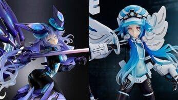 Vertex lanzará figuras de «Next Purple» y «Next White», de Megadimension Neptunia VII, que llegarán al mercado a finales de 2020 y principios de 2021