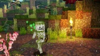 Minecraft Dungeons estrena gameplay centrado en Jungle Awakens