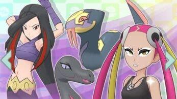 Pokémon Masters estrena evento de desarrollo de tipo Veneno y reclutamiento destacado de Francine y Fortunia