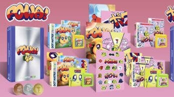 First Press Games revela el lanzamiento físico de POWA! para Game Boy Color