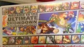 Las cajas de los juegos de Super Smash Bros. han incluido pistas sobre las siguientes entregas