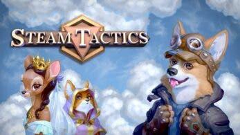 Steam Tactics se estrenará el próximo 5 de agosto en Nintendo Switch