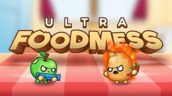 Ultra Foodmess se estrenará el próximo 6 de agosto en Nintendo Switch