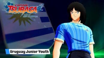 La Uruguay Junior Youth protagoniza este tráiler de Captain Tsubasa: Rise of New Champions