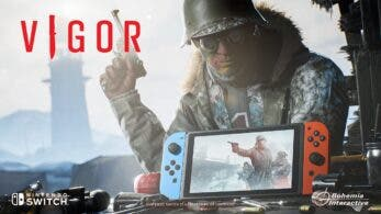 Este tráiler celebra que Vigor ya está disponible en Nintendo Switch