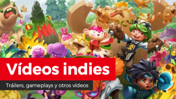 Vídeos indies: Bake 'n Switch, Banner of the Maid, Othercide, Radical Rabbit Stew, Skater XL, Neversong y más