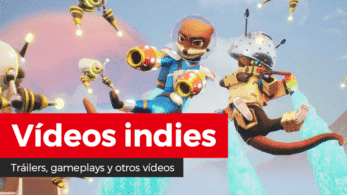 Vídeos indies: Infliction: Extended Cut, KonoSuba, Maid of Sker, RetroMania Wrestling, Undying y The Otterman Empire