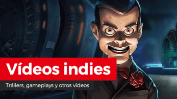 Vídeos indies: Cubers: Arena, Goosebumps: Dead of Night, Lost Wing, Panzer Paladin y más