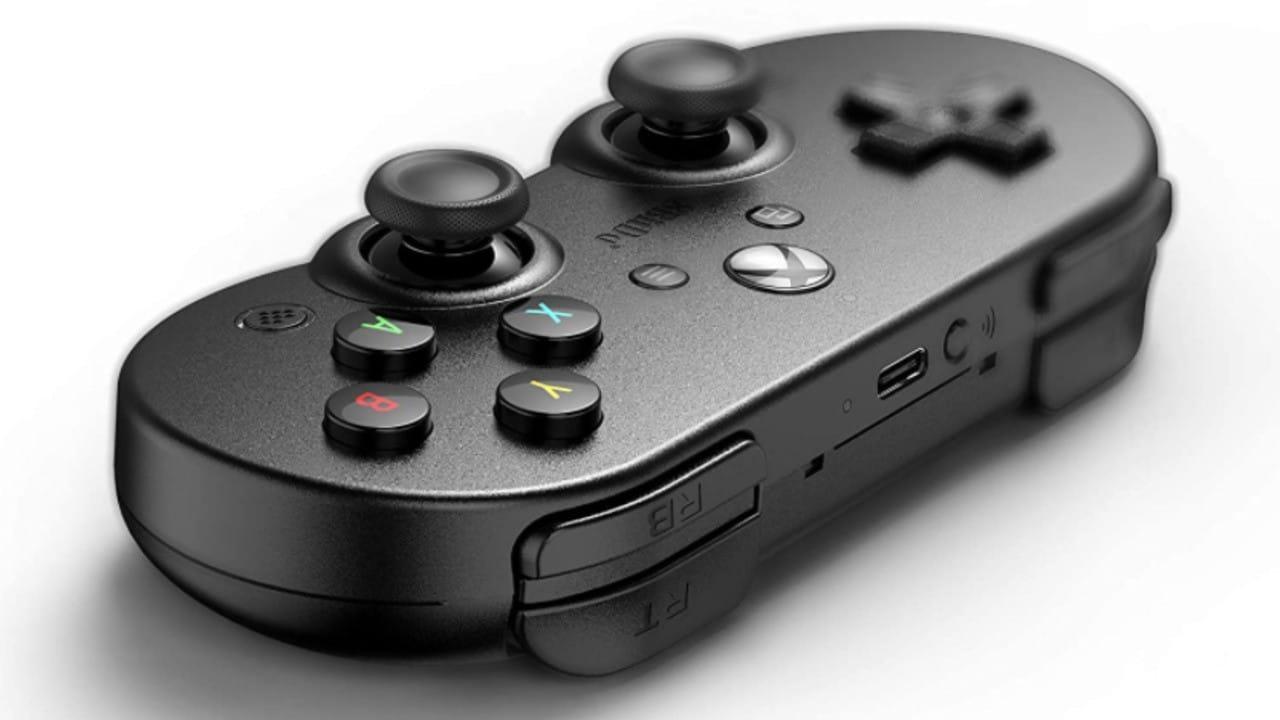 Este mando de Xbox sin duda resultará familiar a los nintenderos más veteranos