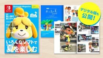 Nintendo publica una genial revista veraniega oficial que puedes visitar online