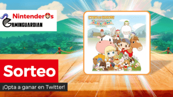 [Act.] ¡Sorteamos una copia de Story of Seasons: Friends of Mineral Town para Nintendo Switch!