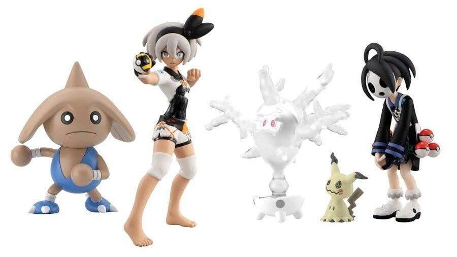 Ya puedes reservar los sets de figuras de Judith y Alistair de Pokémon Scale World con envío internacional