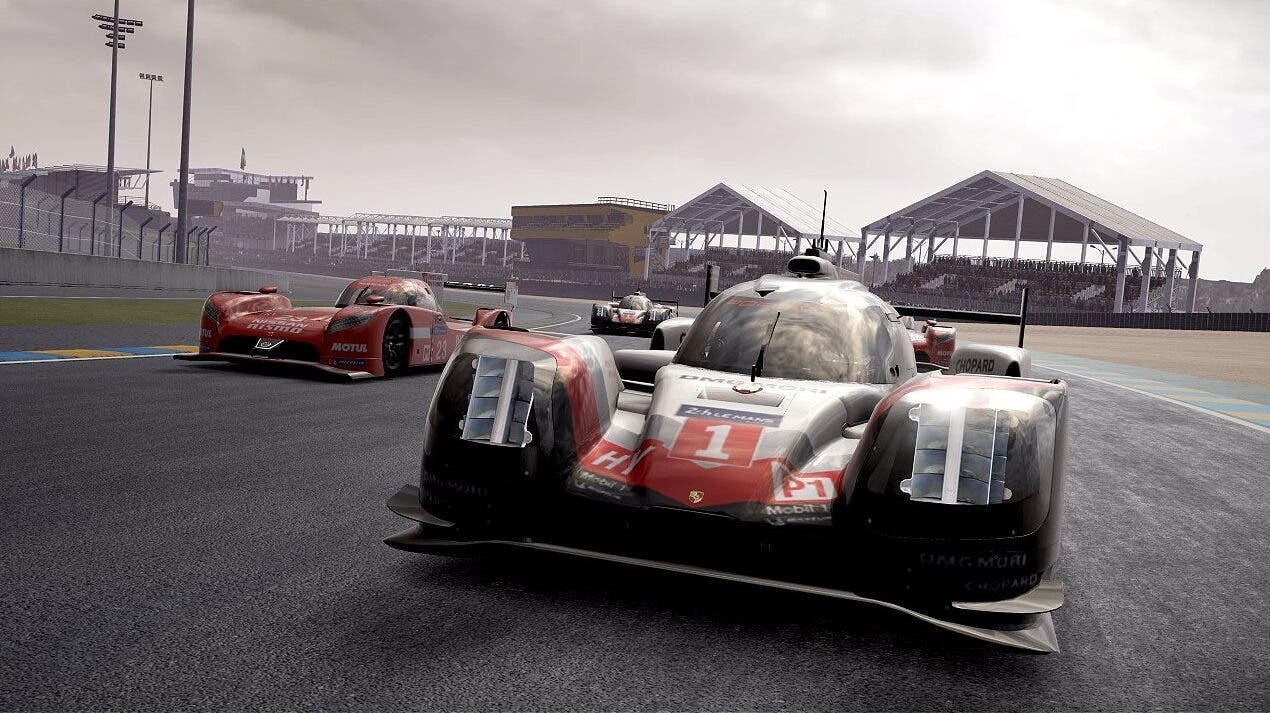 Se comparten nuevas capturas de Gear.Club Unlimited 2 Tracks Edition